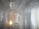 Brandschutzputz Trapezblechdecke