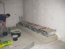 Einbau BSK Betonsockel