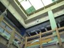 Herstellung F 90 Stahlfachwerkwand